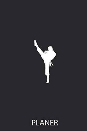 PLANER: A5 TAGESPLANER Karate Buch | Kampfsport für Kinder | Kampfkunst | Shotokan Karate | Karateka | Buch für Anfänger | Jugendliche | Japan
