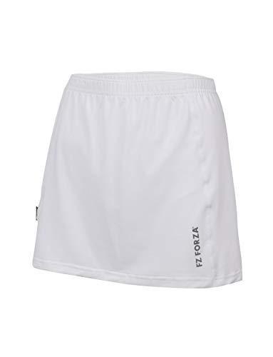 FZ Forza Damen Female Sport Rock Zari Skirt White-S