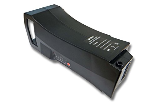 vhbw Akku Ersatz passend für Kalkhoff Sahel i360 Harmony Nuvinci, Sahel i360 Nuvinci 360°, Sahel i8R 8-G Nexus E-Bike (Li-Ion, 13Ah, 36V)