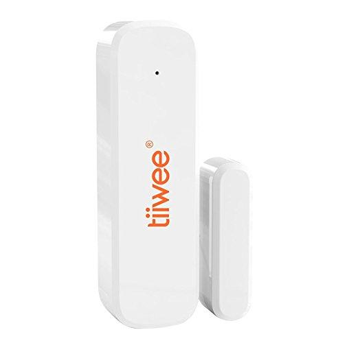tiiwee Fenster & Tür Sensor TWWS02 für das tiiwee Home Alarm System - Alarmanlage Sicherheitstechnik Einbruchschutz