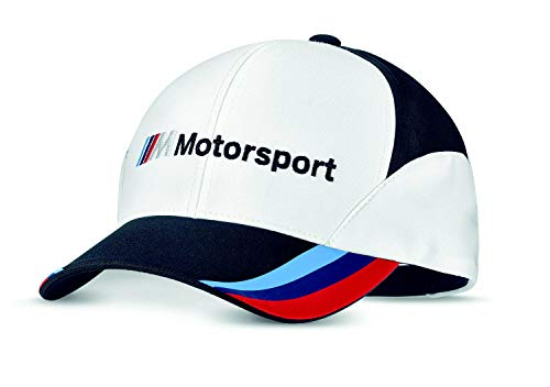 BMW M Motorsport Cap Mütze Kappe Basecap