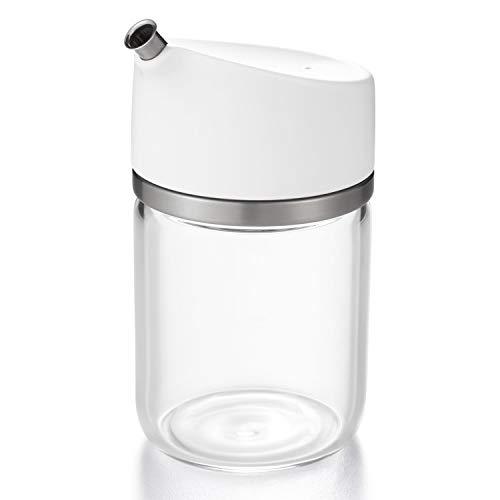 OXO Good Grips Ölspender aus Glas, 150ml– für präzises Dosieren von Olivenöl