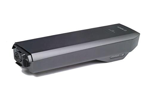 Bosch PowerPack Rack inklusive Gefahrgutkarton und Bedienungsanleitung Gepäckträgerakku, Anthrazit, 500 Wh