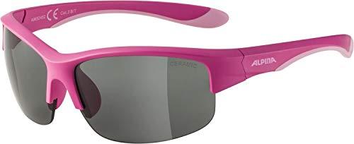 alpina Unisex Jugend FLEXXY Youth HR Sportbrille, pink matt, One size