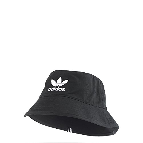 adidas Trefoil Bucket Hut, Black, One Size