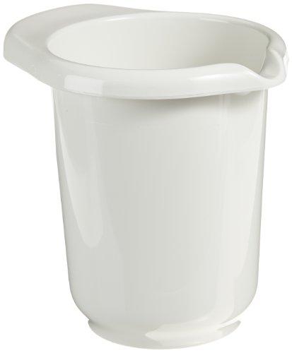 Emsa 2155121200 Quirltopf, 1,2 Liter,Weiß, Superline