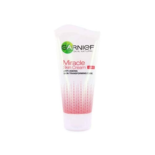Garnier Miracle Skin Day Cream 40+ 50ml Anti Ageing Skin Transforming Care