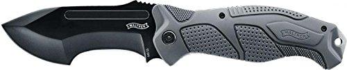 Walther OSK II Einhandmesser plus Messerschärfer und Holster