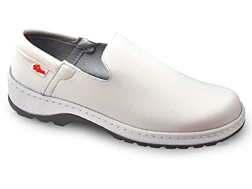 DIAN Marsella SRC O1 FO Anatomische Schuhe, Weiß - wei� - Größe: 43