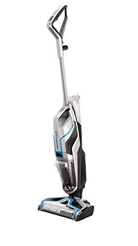 Bissell 2582N CrossWave Cordless 3-in-1 Bodenreiniger (für Hartböden und Teppiche, saugt und wischt Böden gleichzeitig, kabellos, mehr als 25 Minuten Reinigungszeit, 36V Li-Ion-Akku)
