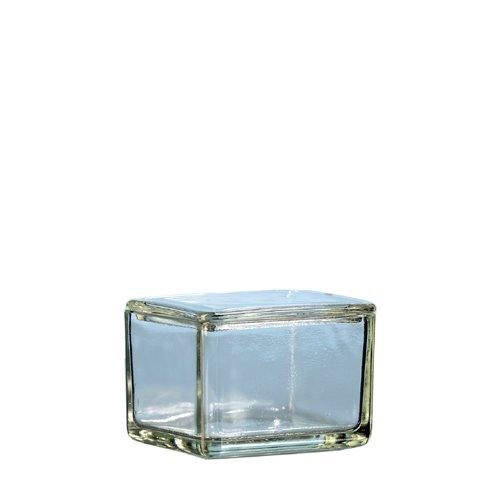 DURAN 23 318 00 Glaskasten AUS KALK-SODA-GLAS1 zur Aufnahme des Färbegestells 21 317 00, 10 Stück