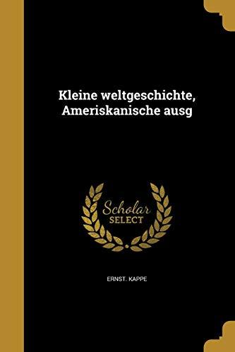 GER-KLEINE WELTGESCHICHTE AMER