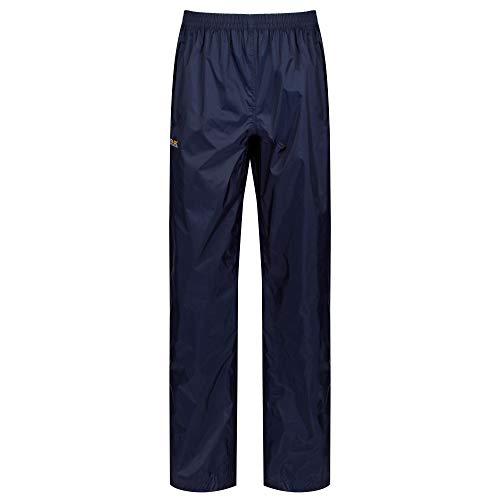Regatta Pack-It Regenhose für Damen, Blau (marine), Gr.  Large  (42-44 EU)