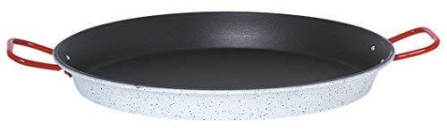 Paellera - Paellapfanne für ca.12 Port. - 46 cm Durchmesser, antihaftbeschichtet