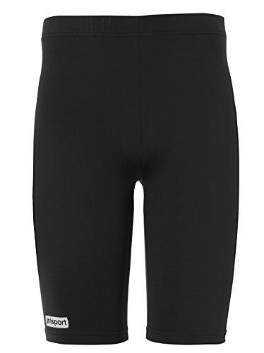 uhlsport Uni Shorts Tight Shorts Tight Shorts Tight, Schwarz (Black), L (Herstellergröße: L)