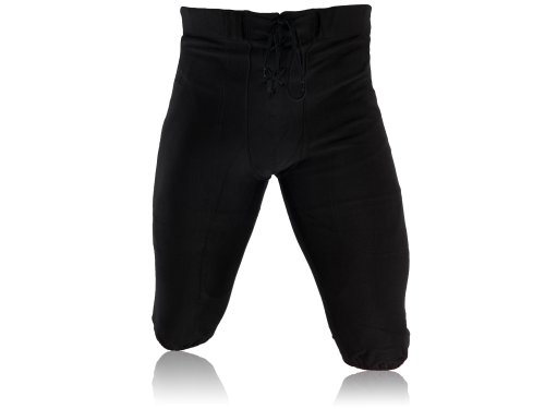 Full Force American Football Game Pants Lycra Stretch - Schwarz Gr. L
