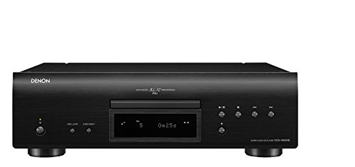 Denon DCD-1600NE Audio CD Player schwarz
