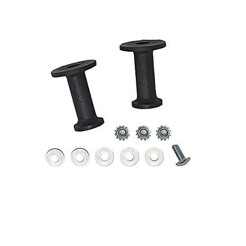 Weber Ersatzteil- Deckelhalter Duroplast-Rolle neu (2 Stück) Nr. 63049