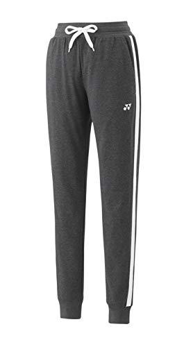 YONEX, Ladies Sweat Pants YW0014, dunkelgrau - dunkelgrau, M