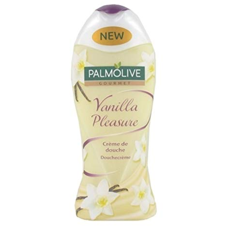 6er Pack - Palmolive Women Duschgel - Vanilla Pleasure - 500 ml