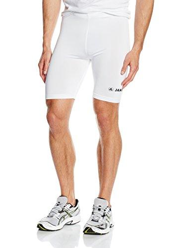 Jako Unisex Shorts Basic 2.0, weiß, M