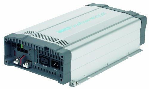 Dometic SinePower MSI 3524, Sinus-Wechselrichter,  Auto, LKW Spannungswandler 24 V auf 230 V, Überspannungsschutz, 3500 W, mobile Steckdose