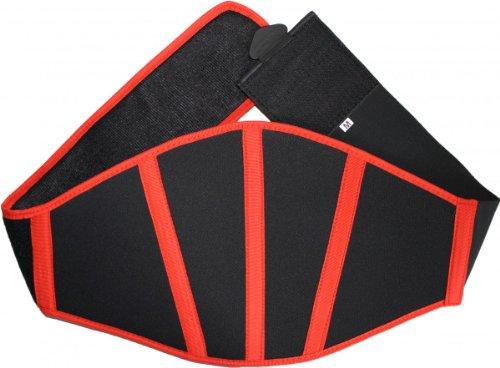 German Wear, Nierengurt Nierenwärmer Rückenprotektor, Größe:3XL