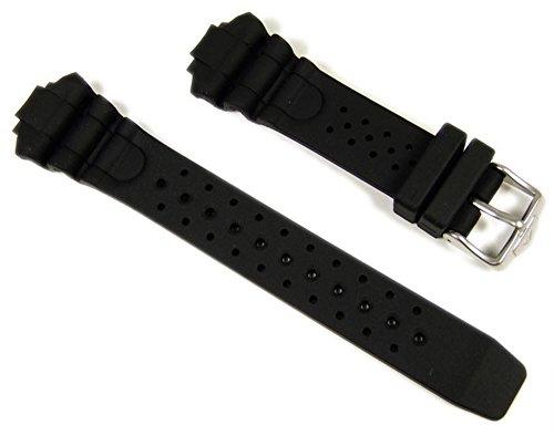 Citizen Marken Ersatzband Uhrenarmband 16mm Kautschuk für Promaster Diver Aqualand III JP1060-01L