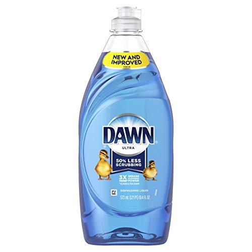 Dawn Ultra nicht konzentriertes Flüssigseife Geschirrspülmittel, Originalduft, 19.4 oz, 573ml