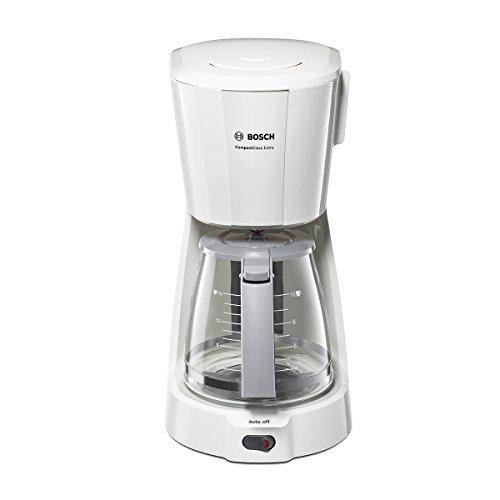 Bosch TKA3A031 Kaffee-Automat Comapct Class, Frühstückset, weiss