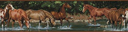 RoomMates - Wandsticker Pferde