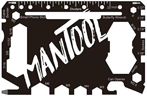 ManTool Multitool 46 Werkzeuge in 1