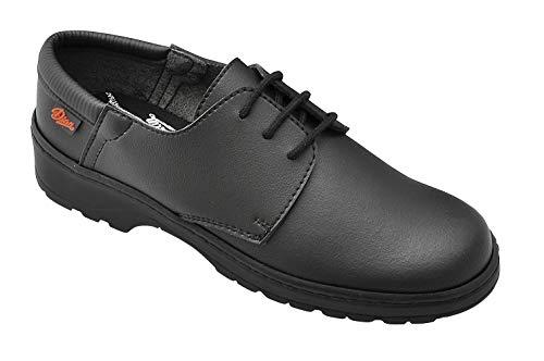 DIAN Niza SRC 01 FO Orthopädische Schuhe, Schwarz - schwarz - Größe: 38