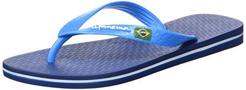 Ipanema Herren Classic Brasil II AD Zehentrenner, Blau (Blue/Blue_8078), 45/46 EU