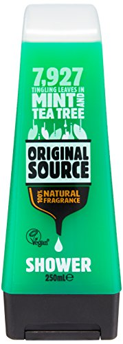Original Source Tea Tree and Mint Shower Gel - 250 ml