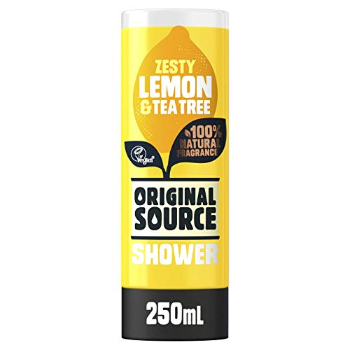Original Source Lemon And Tea Tree Shower Gel