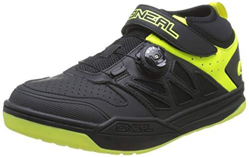 O'NEAL Session Dirt MTB Fahrrad Schuhe schwarz/gelb 2020 Oneal: Größe: 43