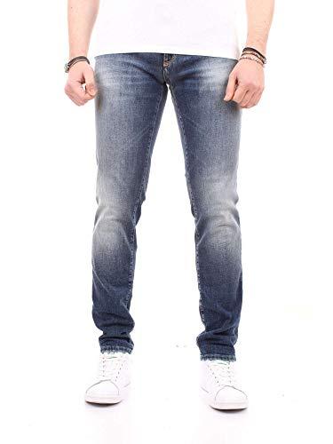 Antony Morato Jeans Mann Jeans Super Skinny 52 36 Blau