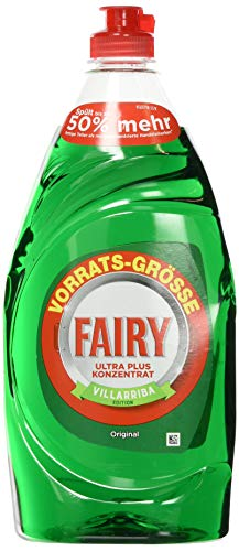 Fairy Ultra Plus Konzentrat Original Spülmittel, 800 ml