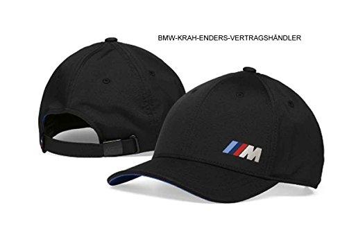 Original BMW M Collection Mütze Cap M Power Verstellband BMW M Streifen 80162454739