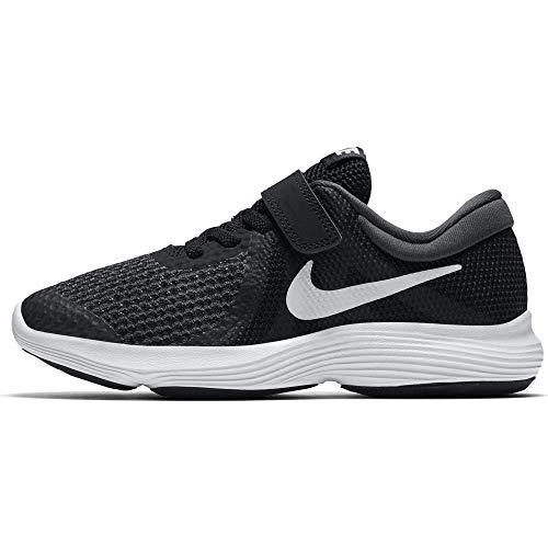 Nike Jungen Revolution 4 (PSV) Laufschuhe, Schwarz (Black/White-Anthracite 006), 34 EU