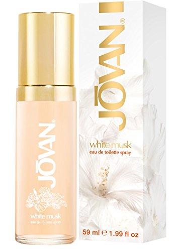Jovan White Musk Woman EDT 59 ml, 1er Pack (1 x 59 ml)