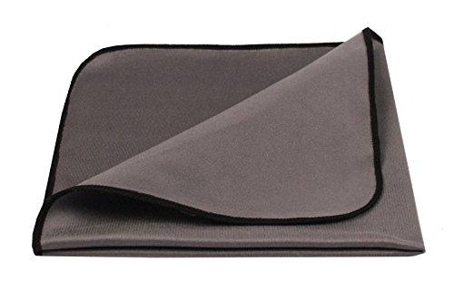Wonder Shine - Putz-Liesl - Spezielles Pflegetuch für empfindliche Hochglanz & Lack Oberflächen - Mikrofasertuch für Hochglanz-Küchen, Lackmöbel, Autopflege, Brillenreinigung, Klaviere - extra fein -