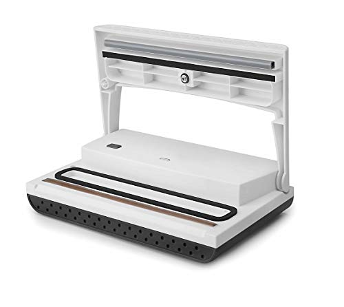 Lacor 69351 Compact Vakuumiergerat, weiß