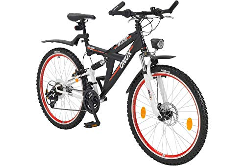tretwerk DIREKT gute Räder Onux Blaze 24 Zoll ATB Junge, Jugend-Fahrrad 21 Gang Kettenschaltung