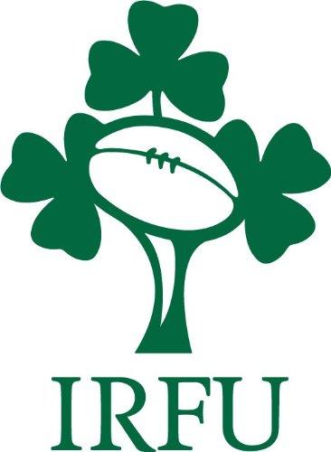 Ireland Rugby Hochwertigen Auto-Autoaufkleber 15X8cm