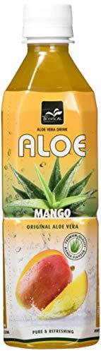 Tropical Getränke Aloe Vera Mango, 20er Pack (20 x 500 ml)
