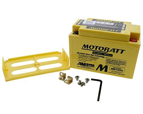 Batterie MOTOBATT für Suzuki SFV 650 Gladius 2012-2013 [inkl. 7.50 Euro Batteriepfand]