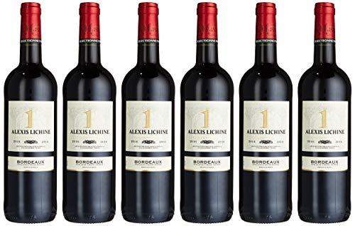 Alexis Lichine AOP Bordeaux Merlot Halbtrocken (6 x 0.75 l)