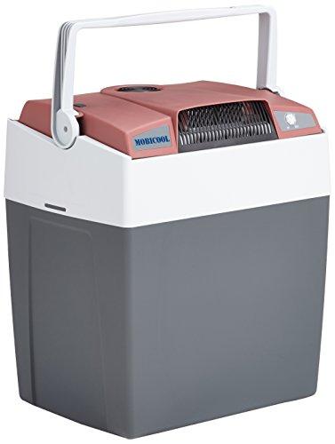 Mobicool G30 AC/DC - tragbare thermo-elektrische Kühlbox mit USB-Anschluss, 29 Liter, 12 V und 230 V für Auto, Lkw und Steckdose, A+++
